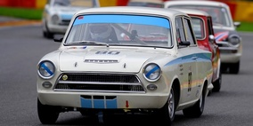 SPECIAL OFFER ON LOTUS CORTINA RACE PADS RC6E £25.00 SAVING PRE SEASON OFFER